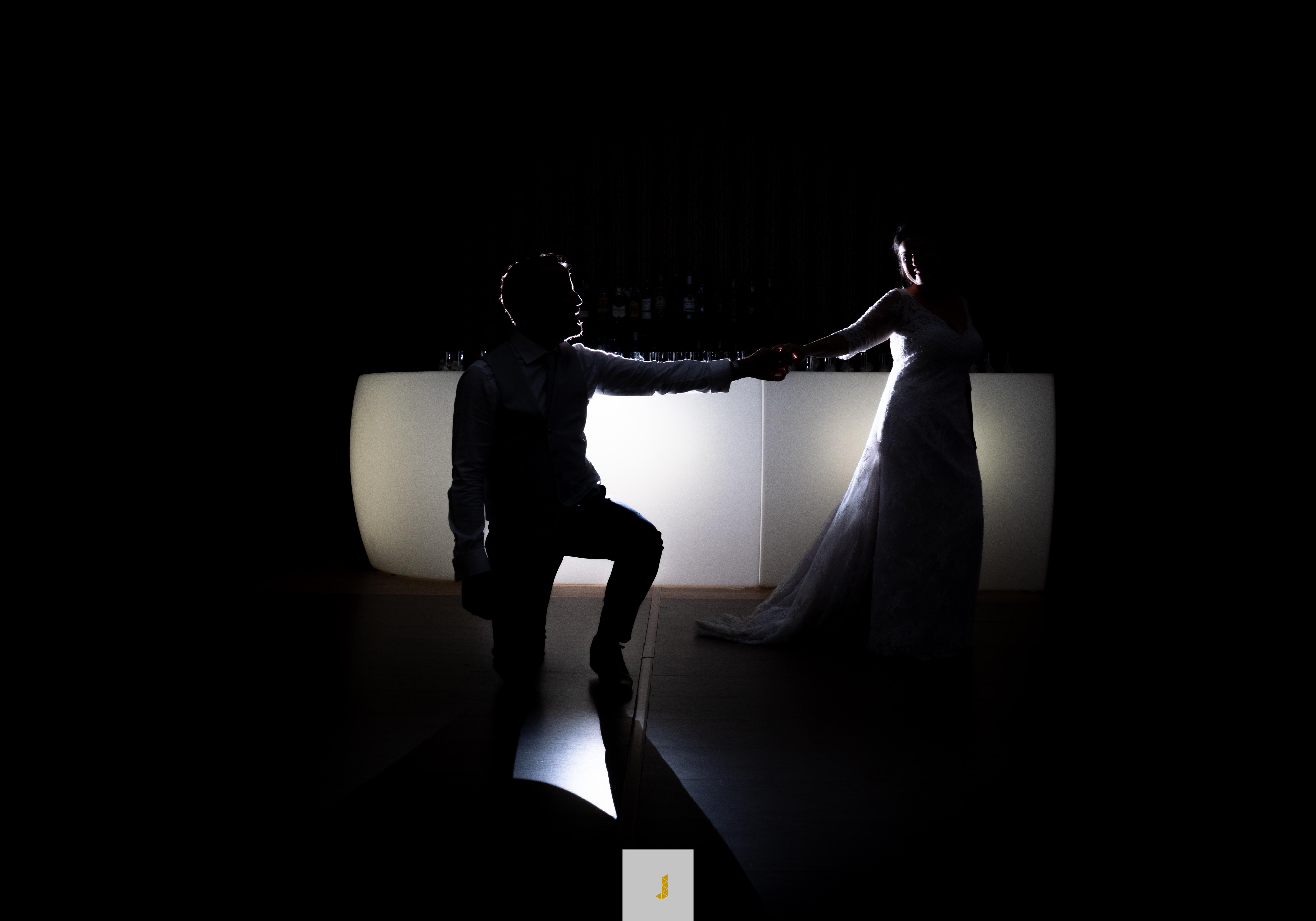 foto baile de los novios